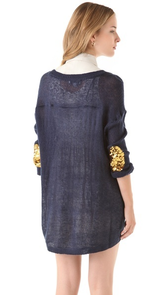 findersKEEPERS Days Like This Sweater. sparkly elbows!: Amazing Sweaters, Fun Sweaters, Elbow Patches, Sparkly Elbow, Sweaters Dresses, Sequins Elbow, Fabrics Glue, Elbow Pads, Fashion Inspiration
