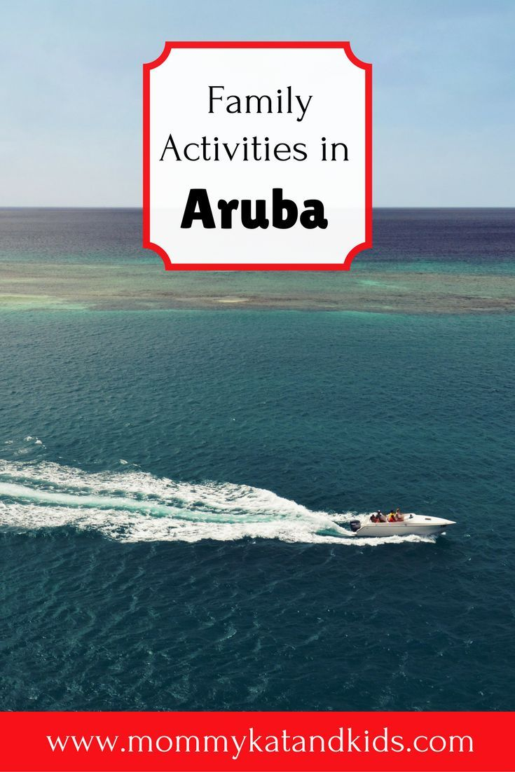 Aruba should be your next family destination. It has so many things for kids and parents alike to discover and enjoy. Check out the things we couldn't wait to see and do in Aruba, and make sure you add this travel inspiration pin to your travel board.