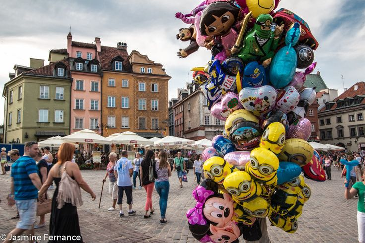 Discovering Warsaw