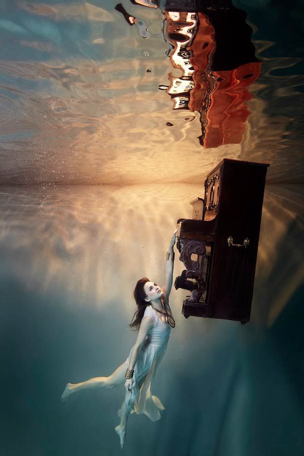 The Flood – Amazing surreal and aquatic scenes