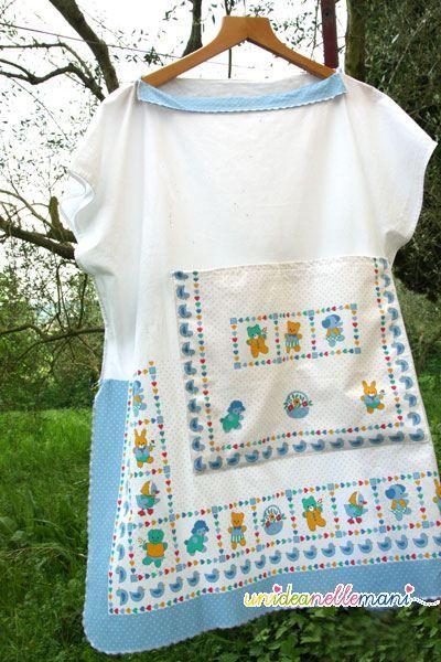 Oltre 25 fantastiche idee su vecchie lenzuola su pinterest - Grembiuli da cucina ...