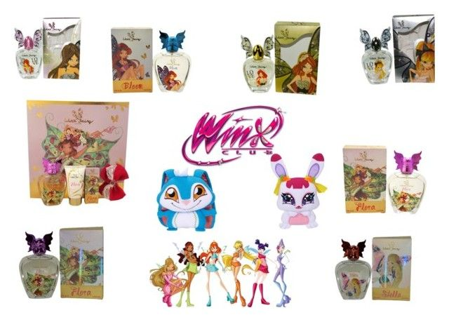 winx club by mayleneholm on Polyvore featuring beauty and Milly