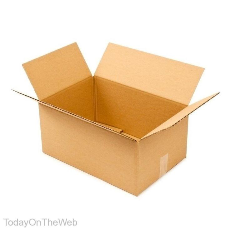 """25 Boxes 18 x 12 x 8"""" Shipping Cardboard Recycled Moving Packing Mailing Storage #Pratt"""