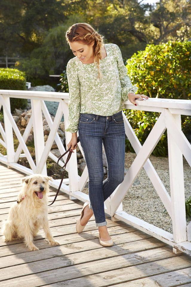 LC Lauren Conrad for Kohl's spring 2016 lookbook