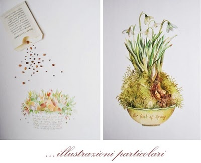 the whimsical sketchbook of Sara Midda