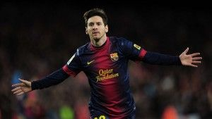 Best soccer player in the world