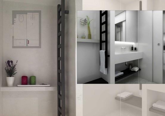 Cad Terma 2012, #interior by Katarzyna Winiarska  At the project: Easy #radiator by Terma