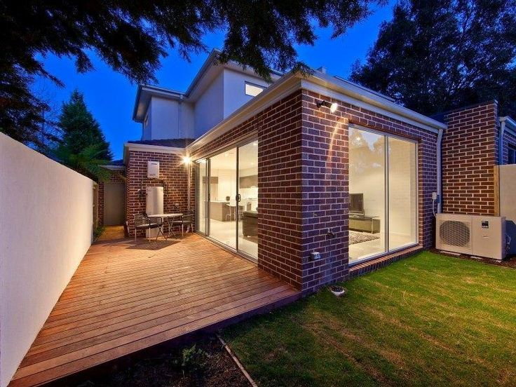 Photo of a brick house exterior from real Australian home - House Facade photo 820791