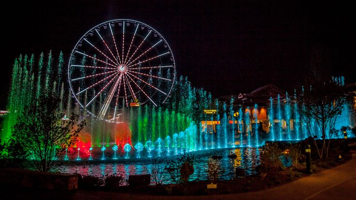 The Island at Pigeon Forge