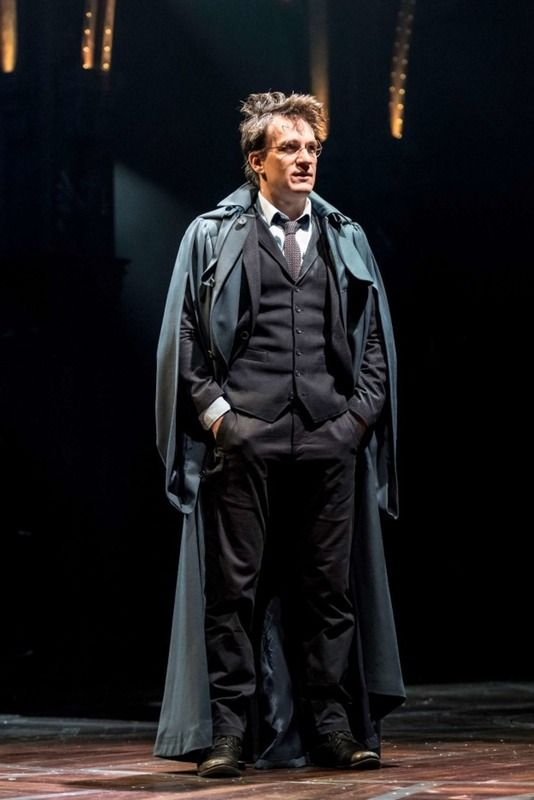'Harry Potter & The Cursed Child' Jamie Parker as Harry Potter