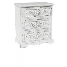 Antique Style 3 drawer mini-chest £26