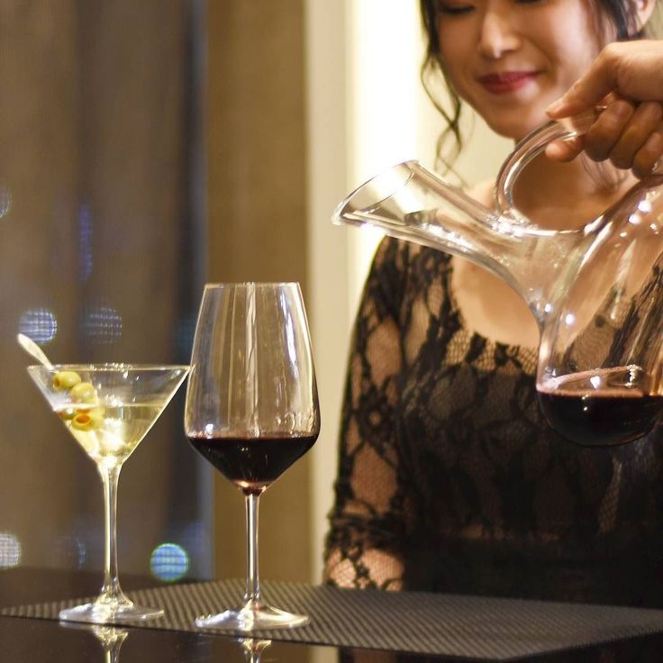 Complement your well spent evening and dinner in #SheratonGrandJakarta with wines of the worlds selection or best-selling martini. Check out our latest dinner promotion in our website!