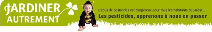 participer au concours Jardiner Autrement, réduisons l'usage des pesticides... Inscriptions jusqu'au 12 mai 2014.
