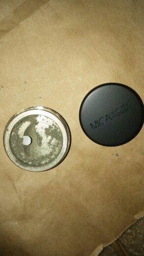 MICA beauty cosmetics: shimmer powder - 93 reluctance - opened/swatched ... $3 shipped