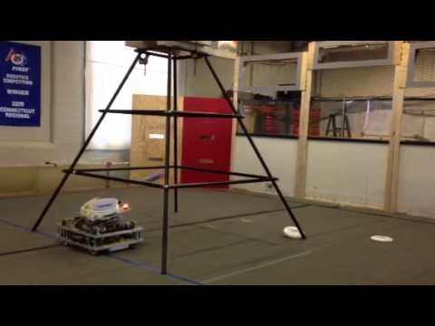 The Clinton Item: Tuesday, February 19, 2013: Gael Force robot ready for competition