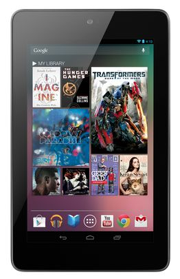 """Google Shows Nexus 7 Tablet, Media-Streaming Device """"Q"""" At Developer Conference"""