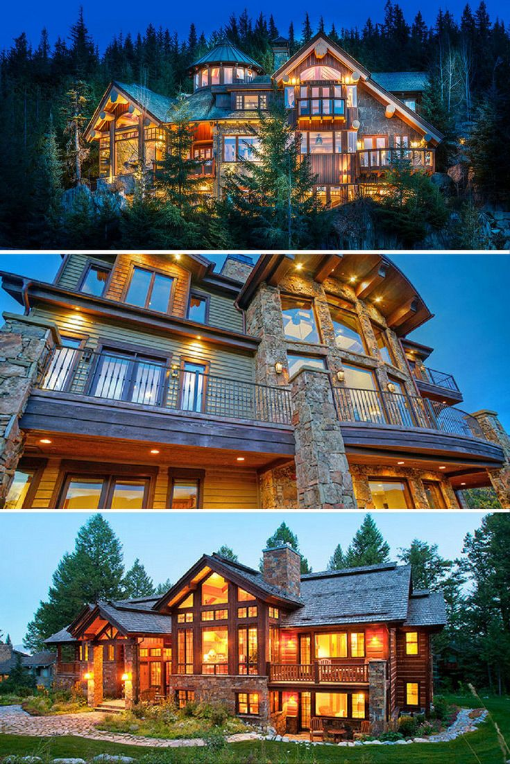 17 Most Luxurious Cabin Rentals On The Planet Tripadvisor Vacation Rentals Luxury Cabin Luxury Cabin Rental House In The Woods