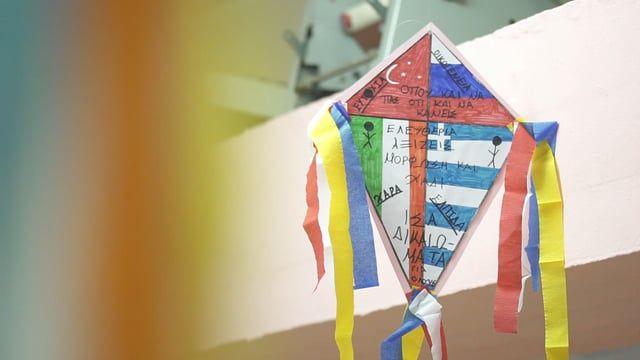 """Αναμνηστικό βίντεο Παγκόσμιας Εβδομάδας Δράσης για την Εκπαίδευση 2017 με πλάνα από σχολεία που συμμετείχαν στην εκστρατεία της ActionAid, El Sistema Greece και Cercle d'Etudes Grecques  Ακούγεται το τραγούδι: """"Θα είμαι πάντα εδώ"""" (""""Va ou le vent t' emportera"""")  Μουσική: Julien Joubert  Κείμενο-στίχοι: Μανόλης Λαδουκάκης (βασισμένο στο πρωτότυπο γαλλικό κείμενο του Eric Herbette)  Ερμηνεία: Ρόζα Αγγελή   Δείτε περισσότερα εδώ: http://education.actionaid.gr/gaw"""