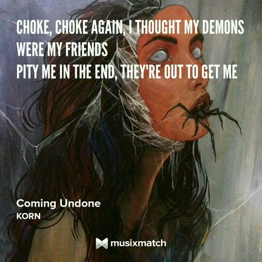 Coming Undone, Korn