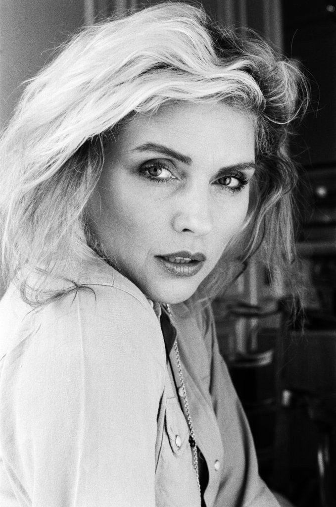 Debbie Harry, Photo by Doreen Spooner 1987.