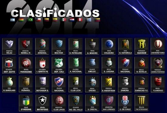 libertadores 2014 38 clubes 560 550x373 Libertadores Ao Vivo