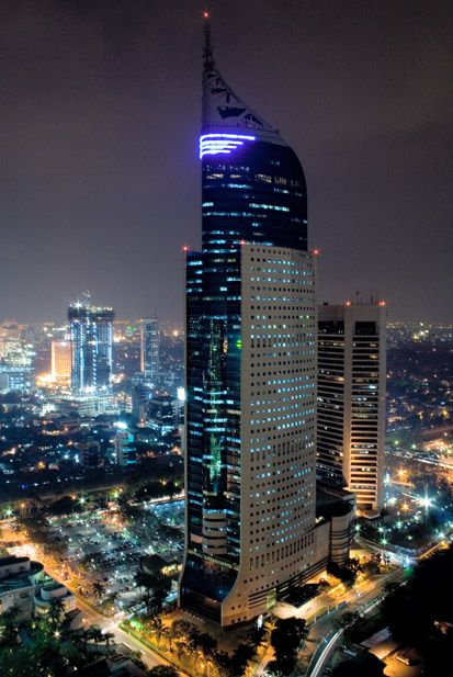 BNI 46 Tower - Jakarta, Indonesia