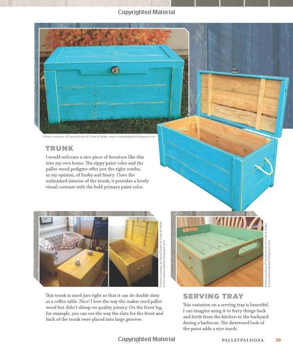 wood pallet projects cool and easy to make projects for