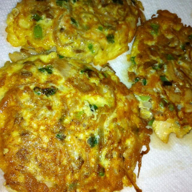 how to make egg foo young youtube