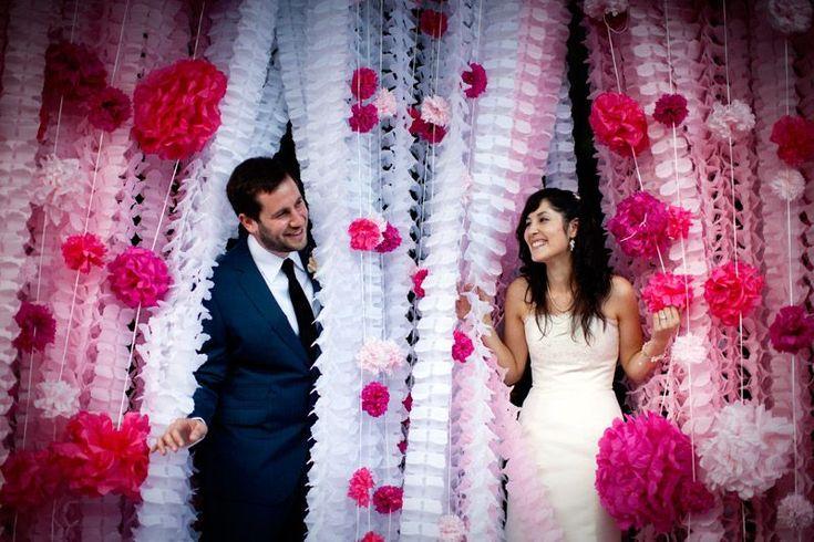 Украшение зала для свадьбы шарами или невесомый декор