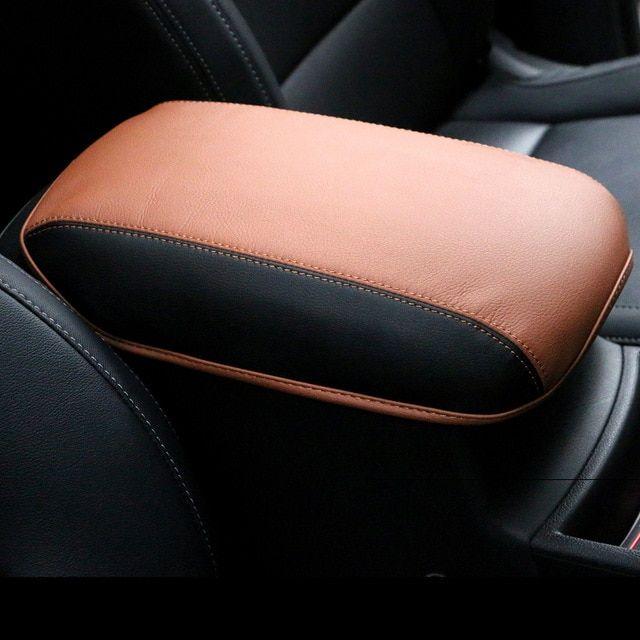 4*Matt Interior Door Cover Armrest Trim Fit For Hyundai Elantra Avante 2016-2017