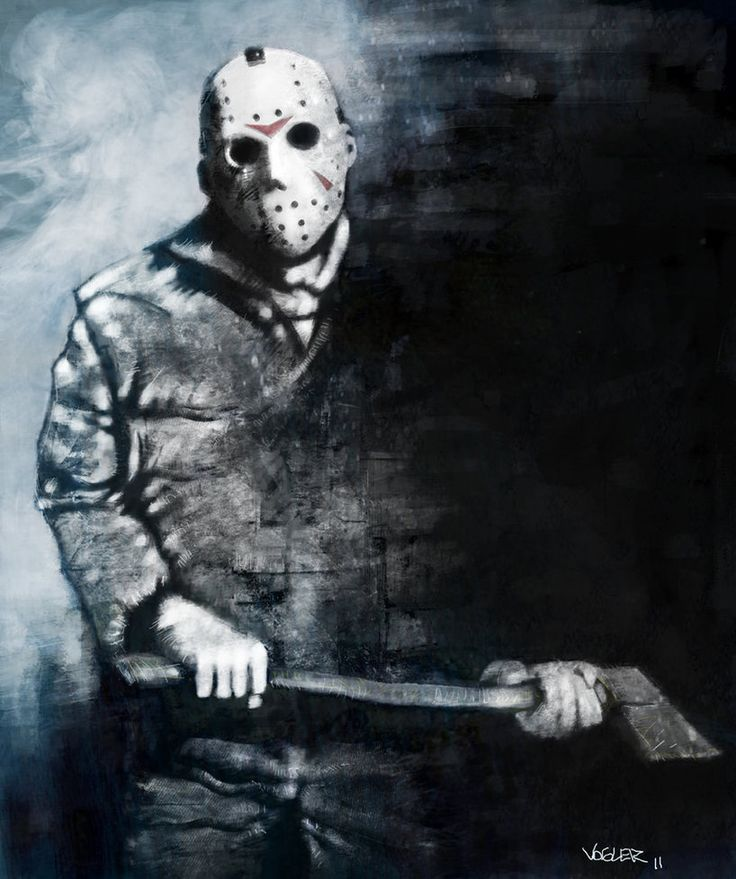 52 best Jason voorhees images on Pinterest | Friday the 13th ...