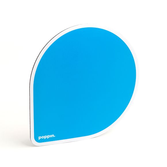 Pool Blue Mouse Pad   Cool Office Supplies | Poppin