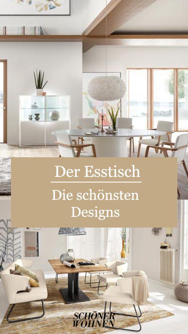 Naher Dran Tisch T 80 Von Huelsta Bild 22 In 2020 Esstisch Modern Esstisch Wohnen