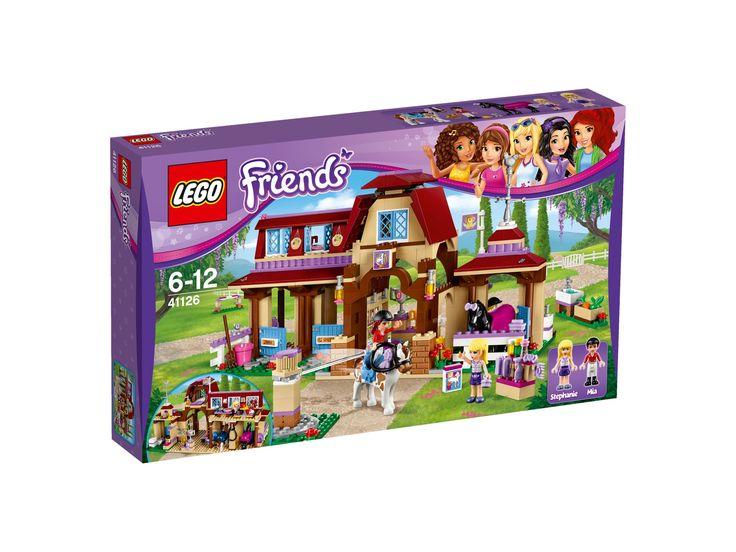 Køb 41126 LEGO Friends Heartlake rideklub på Bilka.dk   Se også hele udvalget af Byggeklodser