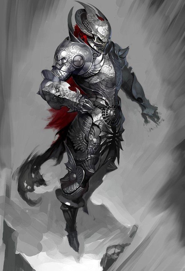 knight   Character Stu...