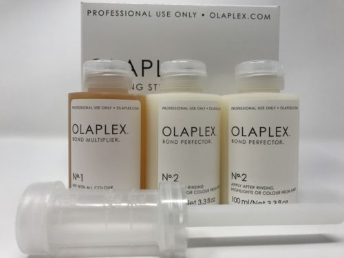 Hair Beauty: Olaplex Traveling Stylist Kit For All Hair Types - Step 1 And 2, Brand New, Sealed -> BUY IT NOW ONLY: $73.49 on eBay!
