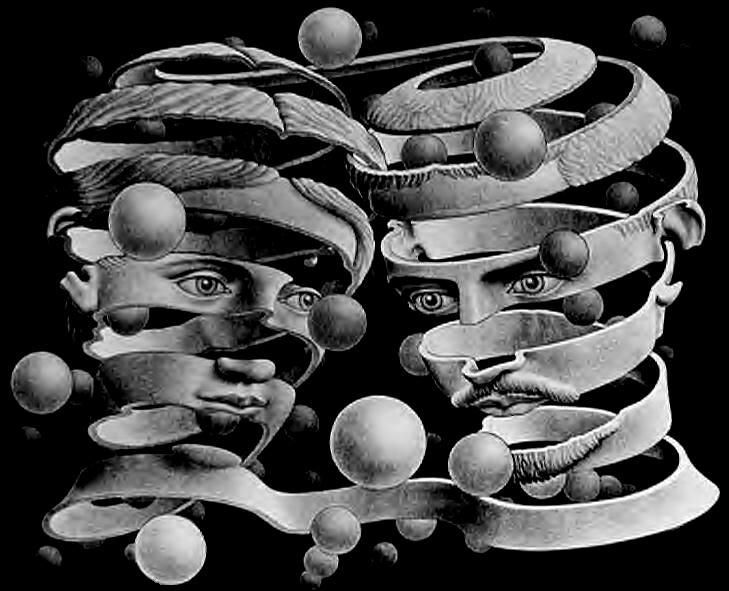 escher, the ultimate mind-bender} m.c. escher :: biography (1898 ...