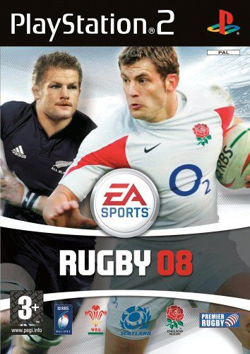 Rugby 08 (PS2) - http://www.cheaptohome.co.uk/rugby-08-ps2/