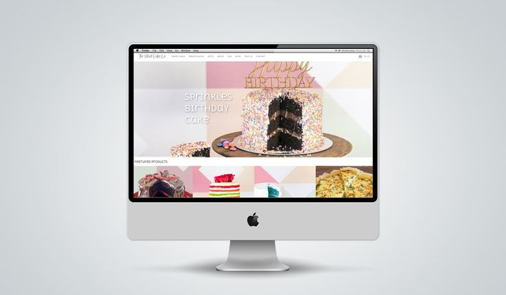 "http://www.newnormal.co.za/work/the-velvet-cake-co/ ""the website establishes their position as the premier cake company that caters for events (from birthdays, kitchen teas to corporate functions) and everyday bites. Celebrating Everyday."""