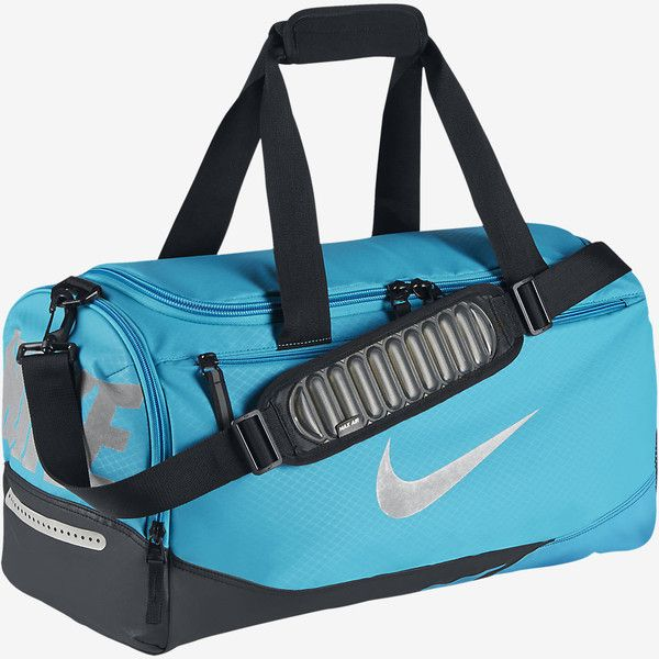 157201eb4ff4 Nike Vapor Max Air (Small) Duffel Bag. Nike.com ( 42) ❤ liked on Polyvore  featuring bags