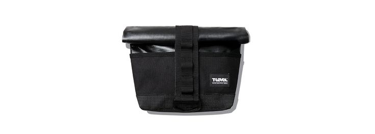 Stance Roll-top Waist Bag | T-LEVEL OFFICIAL