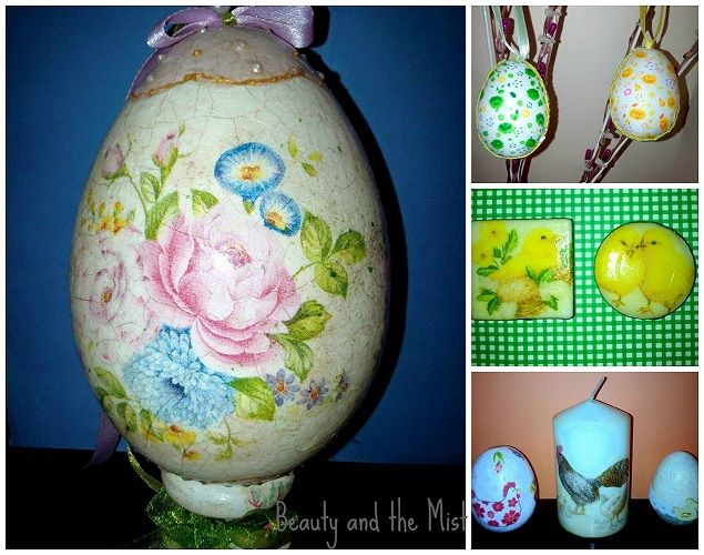 Beauty and the Mist - everything about beauty: Dimi's Easter Creations