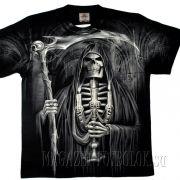 3 D футболки с черепами для байкеров и металлистов