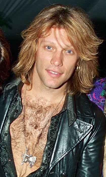 Jon Bon Jovi's best hair transformations – HELLO! CANADA