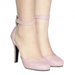 ankle strap pink contact us 089624618831 www.slightshop.com