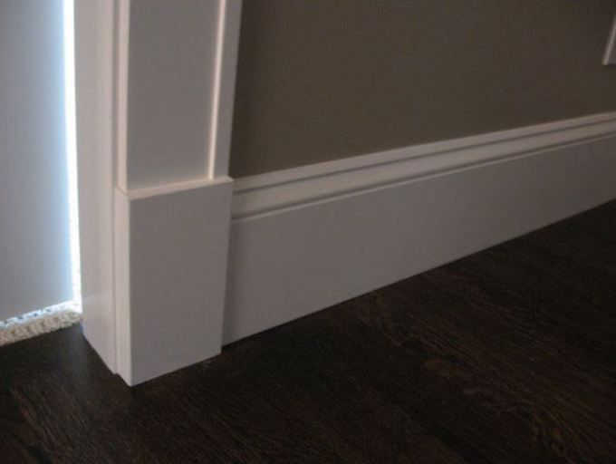 Baseboard Styles Home Depot Baseboard Styles Craftsman Style Homes Interior Trim