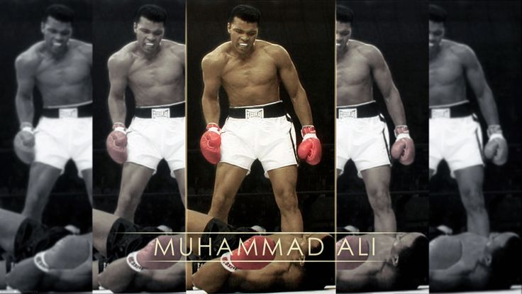 Muhammad Ali HD wallpaper by ~Zionellosvk on deviantART