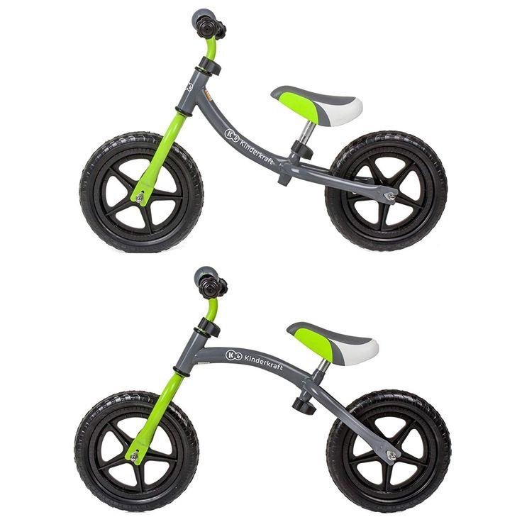 Der Spielzeugtester hat das Kinderkraft 2Way Laufrad Lernlaufrad mit verstellbar… – Spielzeugtester