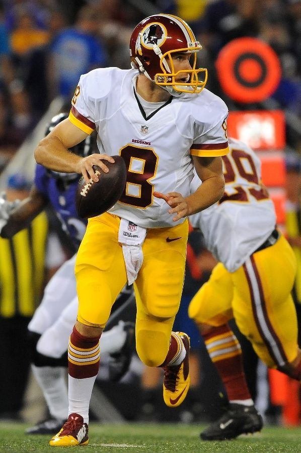 Kirk Cousins, Washington Redskins