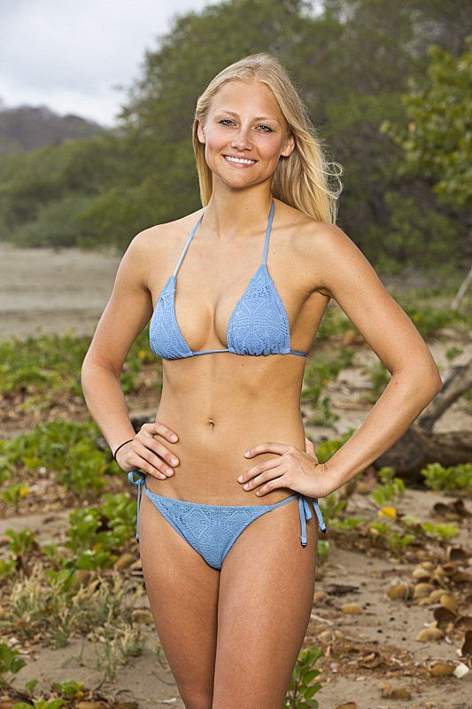 Pin for Later: Meet the New Survivor Contestants Kelley Wentworth  Age: 28 Hometown: Seattle Occupation: Marketing manager